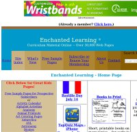 enchantedlearning.com screenshot