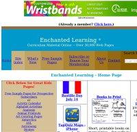 enchantedlearning.com screenshot