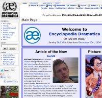 encyclopediadramatica.es screenshot