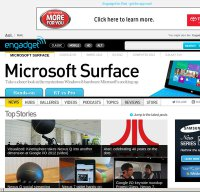engadget.com screenshot