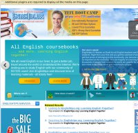 englishtips.org screenshot
