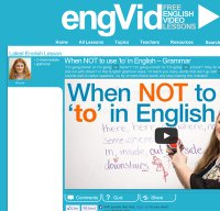 engvid.com screenshot