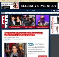 eonline.com screenshot