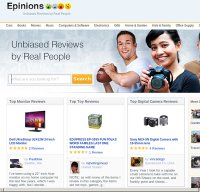 epinions.com screenshot