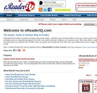 ereaderiq.com screenshot