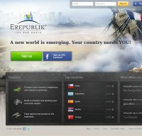 erepublik.com screenshot