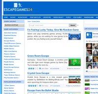 escapegames24.com screenshot
