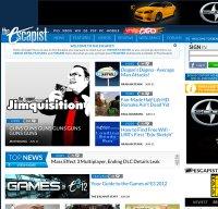 escapistmagazine.com screenshot