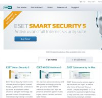 eset.com screenshot