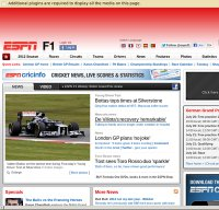 espnf1.com screenshot