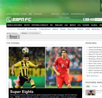 espnfc.com screenshot