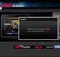 espnplayer.com screenshot