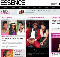 essence.com screenshot