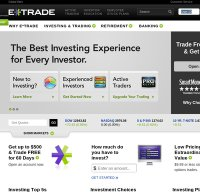 etrade.com screenshot