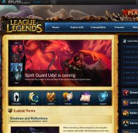 euw.leagueoflegends.com screenshot