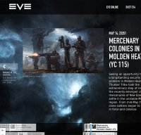 eve.com screenshot