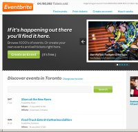 eventbrite.co.uk screenshot