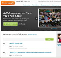 eventbrite.com screenshot