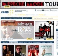 eventim.de screenshot