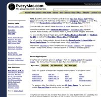 everymac.com screenshot