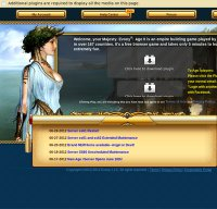 evony.com screenshot