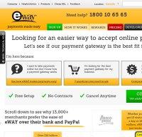 eway.com.au screenshot