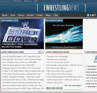 ewrestlingnews.com screenshot