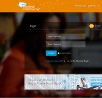 exacttarget.com screenshot