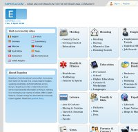 expatica.com screenshot