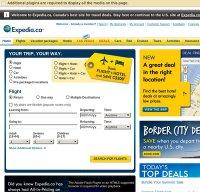expedia.com screenshot