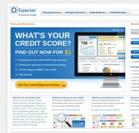 experian.com screenshot
