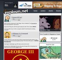 explosm.net screenshot