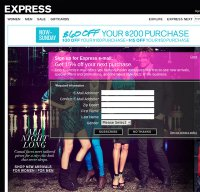 express.com screenshot