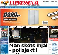 Expressen Screnshot