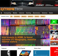 extremetech.com screenshot