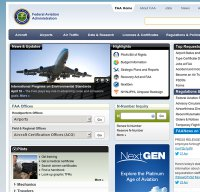faa.gov screenshot