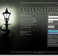 fallenlondon.com screenshot