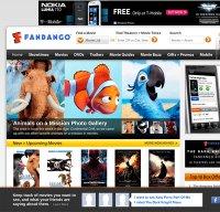fandango.com screenshot