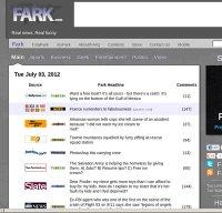 fark.com screenshot