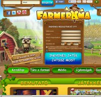 farmerama.hu screenshot