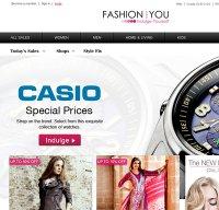 fashionandyou.com screenshot