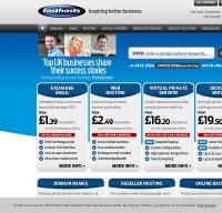 fasthosts.co.uk screenshot