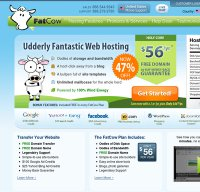 fatcow.com screenshot