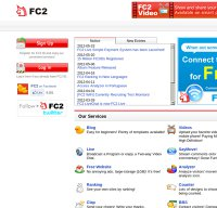 fc2.com screenshot