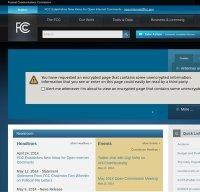 fcc.gov screenshot