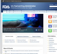 fda.gov screenshot