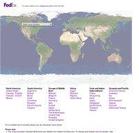fedex.com screenshot