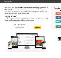 feedspot.com screenshot
