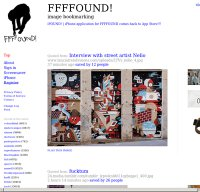 ffffound.com screenshot