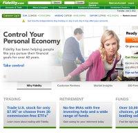 fidelity.com screenshot